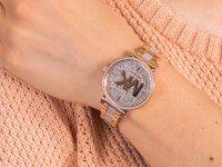 Zegarek damski klasyczny Michael Kors Sofie MK4336 SOFIE szkło mineralne - duże 6