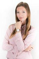 Zegarek damski klasyczny Michael Kors Whitney MK6694 WHITNEY szkło mineralne - duże 4