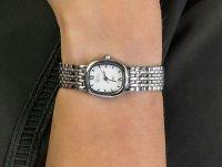 Pierre Ricaud P25905.3162Q Bransoleta klasyczny zegarek srebrny