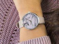 Zegarek damski klasyczny Pierre Ricaud Pasek P21067.5L0LQ szkło mineralne - duże 6