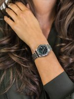 Timex TW2T87200 damski zegarek Waterbury bransoleta