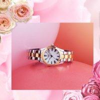 Zegarek damski klasyczny Tissot T-Wave T112.210.22.113.00 T-Wave szkło szafirowe - duże 10