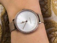 Zegarek damski klasyczny Tommy Hilfiger Damskie 1782115 szkło mineralne - duże 6