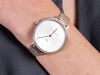 Tommy Hilfiger 2770055 Zegarek Kelly w zestawie z kolczykami zegarek klasyczny Damskie