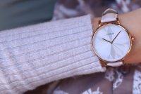 Lorus RG202PX9 Fashion klasyczny zegarek różowe złoto