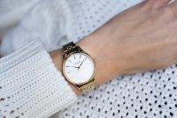 Lorus RG208PX9 zegarek złoty elegancki Fashion bransoleta