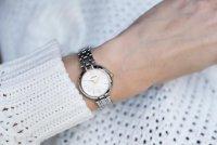 Lorus RG285KX9 zegarek srebrny klasyczny Fashion bransoleta