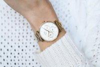 Lorus RP604DX9 zegarek złoty elegancki Fashion bransoleta
