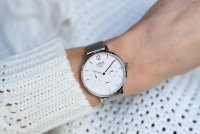 Lorus RP687CX9 zegarek srebrny klasyczny Fashion bransoleta
