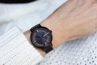 Lorus RG205QX9 zegarek czarny klasyczny Klasyczne bransoleta