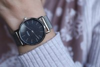Lorus RG207QX9 zegarek srebrny klasyczny Klasyczne bransoleta