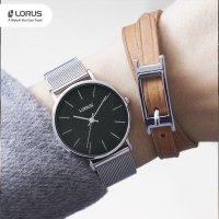 Lorus RG207QX9 zegarek damski Klasyczne srebrny