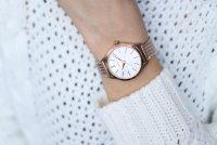 Lorus RG210MX9 zegarek różowe złoto klasyczny Klasyczne bransoleta