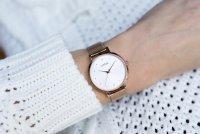 zegarek Lorus RG250PX9 różowe złoto Klasyczne