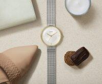 Lorus RG252QX8 zegarek złoty klasyczny Klasyczne bransoleta