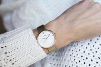 Lorus RG252QX9 zegarek złoty klasyczny Klasyczne bransoleta