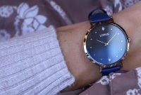 Lorus RG257PX9 Klasyczne klasyczny zegarek srebrny
