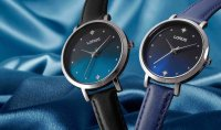 Lorus RG257PX9 zegarek srebrny klasyczny Klasyczne pasek