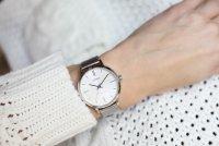 Lorus RG263NX9 zegarek srebrny klasyczny Klasyczne bransoleta