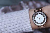 zegarek Lorus RG288PX9 różowe złoto Klasyczne