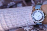 Lorus RG293PX9 Klasyczne klasyczny zegarek srebrny