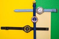 Lorus RG293PX9 zegarek srebrny klasyczny Klasyczne pasek