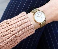 Lorus RH888BX8 zegarek złoty elegancki Klasyczne bransoleta
