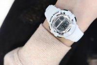 Lorus R2383HX9 zegarek dla dzieci Sportowe biały