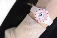 Lorus RRX49CX9 zegarek różowy klasyczny Dla dzieci pasek