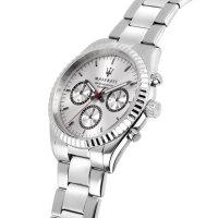 zegarek Maserati R8853100018 srebrny Competizione
