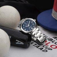 Maserati R8853137502 zegarek srebrny klasyczny Royale bransoleta