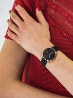 Meller W3R-2BLACK damski zegarek Denka bransoleta