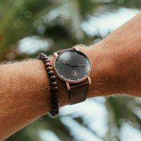 zegarek Meller 2R-1CHOCO różowe złoto Maori