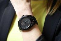 Michael Kors MK5550 BRADSHAW Bradshaw fashion/modowy zegarek czarny