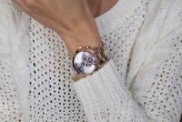 Michael Kors MK6389 Bradshaw BRADSHAW zegarek damski fashion/modowy mineralne