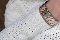 Michael Kors MK6389 BRADSHAW Bradshaw fashion/modowy zegarek srebrny
