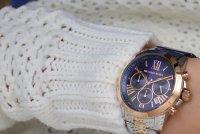 zegarek Michael Kors MK6389 srebrny Bradshaw