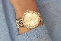 Michael Kors MK3191 damski zegarek Darci bransoleta