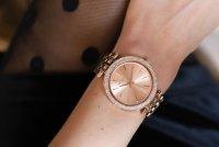 Michael Kors MK3192 Darci DARCI zegarek damski fashion/modowy mineralne