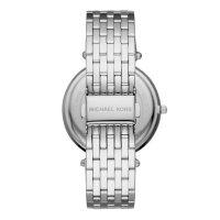 Michael Kors MK4407 zegarek srebrny klasyczny Darci bransoleta