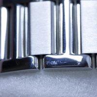 Michael Kors MK3489-POWYSTAWOWY zegarek srebrny klasyczny Hartman bransoleta