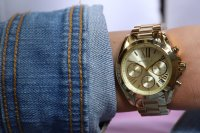Michael Kors MK5798 Mini Bradshaw MINI BRADSHAW zegarek damski fashion/modowy mineralne