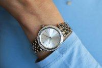 Zegarek damski Michael Kors  mini darci MK3364 - duże 4