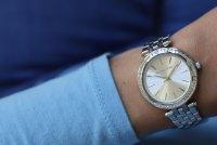 Zegarek damski Michael Kors  mini darci MK3364 - duże 5