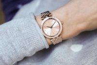 zegarek Michael Kors MK3366 kwarcowy damski Mini Darci MINI DARCI