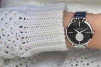 Michael Kors MK3638 zegarek srebrny klasyczny Portia bransoleta
