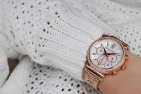 zegarek Michael Kors MK6576 SOFIE damski z chronograf Sofie