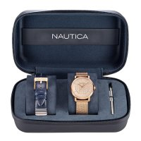 Nautica NAPCGP908 zegarek damski Bransoleta