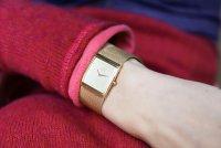Obaku Denmark V102LGGMG damski zegarek Slim bransoleta