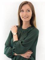 Zegarek damski Obaku Denmark Bransoleta V149LGGMG1 - duże 4